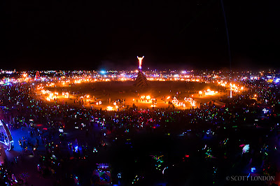 Burning Man 2011 pic by SCOTT LONDON