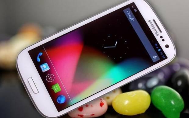Galaxy S3 brasileiro ganha Android 4.1.2