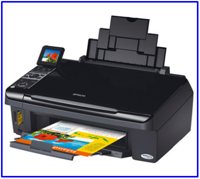 Epson SX400 Printer Driver Download Review
