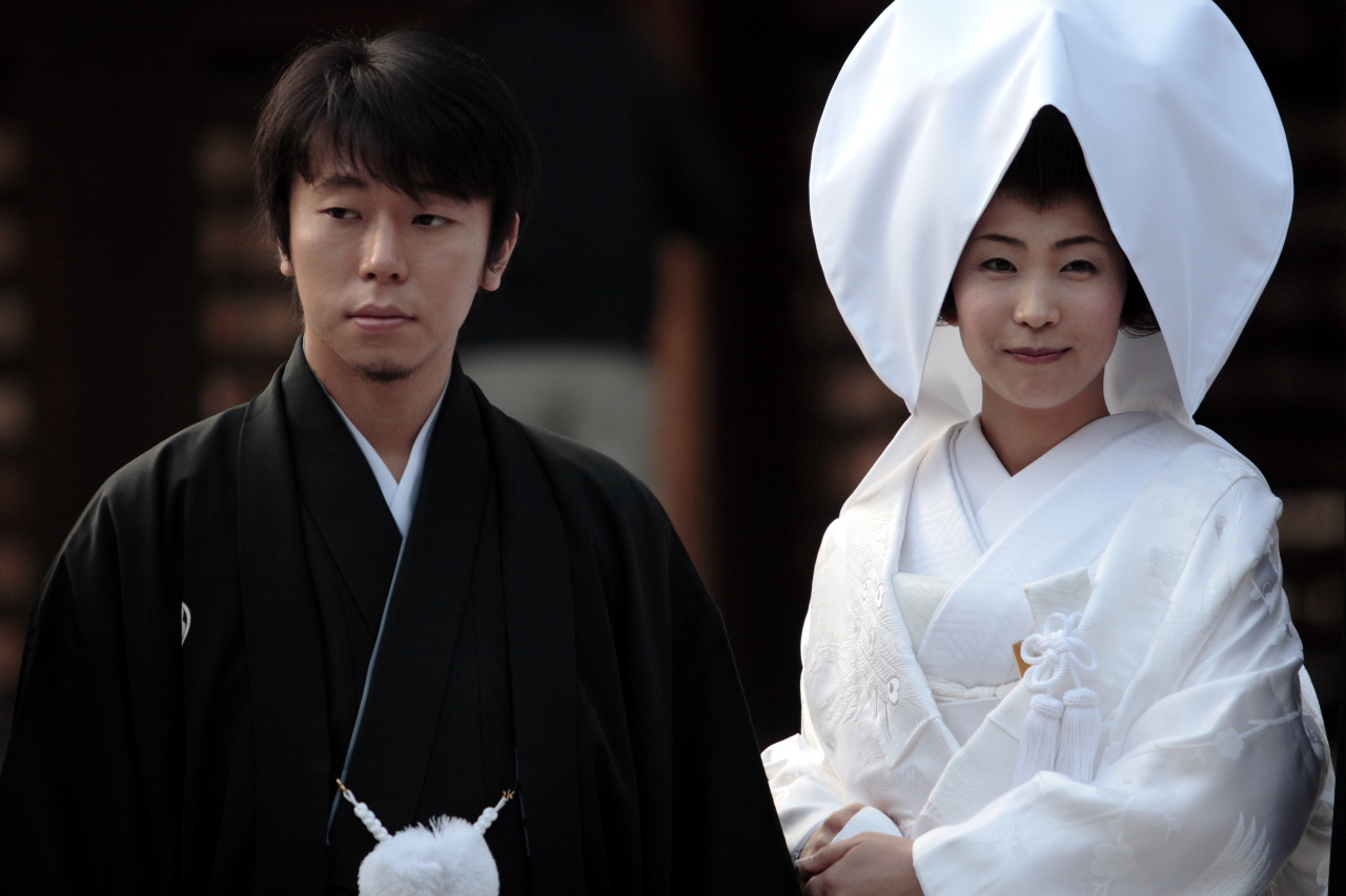 What Are The Hookup And Marriage Traditions In Japan