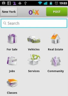 OLX Free Classifieds For Android