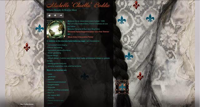 Michelle 'Chaella' Boddie, Visual Artist, Art Instructor, Website Designer & Christmas Decor Stylist at About.me!