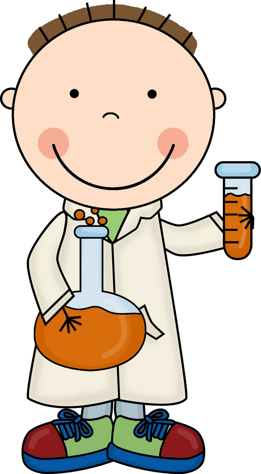 Kreative in Kinder: Junior Scientist!!!