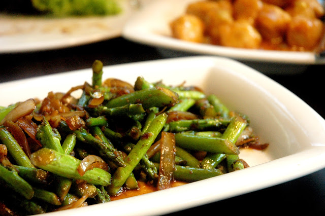 DUDE FOR FOOD: A Warrior Smash Lunch at P.F. Chang's