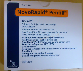 NovoRapid Penfill