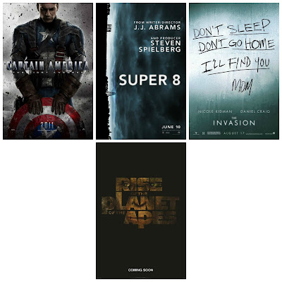August Films 2011