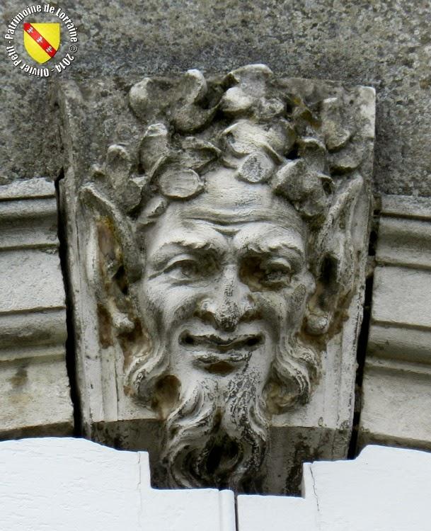 TOUL (54) - Maison canoniale (XVIIIe siècle)