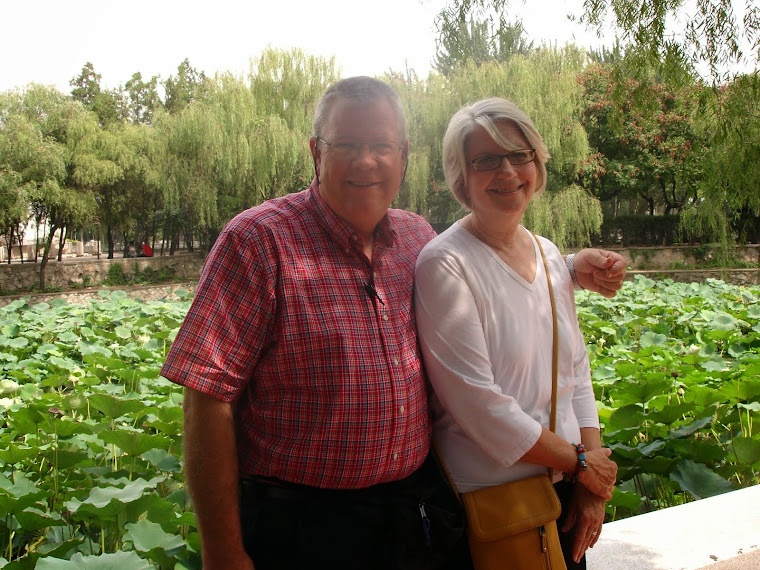 Our China Adventure