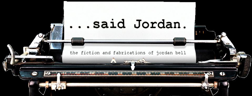 ...said Jordan