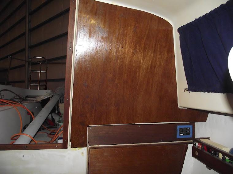 Port side panel