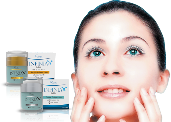Mỹ phẩm Inifi Night Cream (Peptide Collagen Cream) kem ban đêm