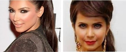 Kim Kardashian smokey eyes, Rozita Che Wan smokey eyes, make up a girl's guilty pleasure, makeup, daily makeup, makeup online store