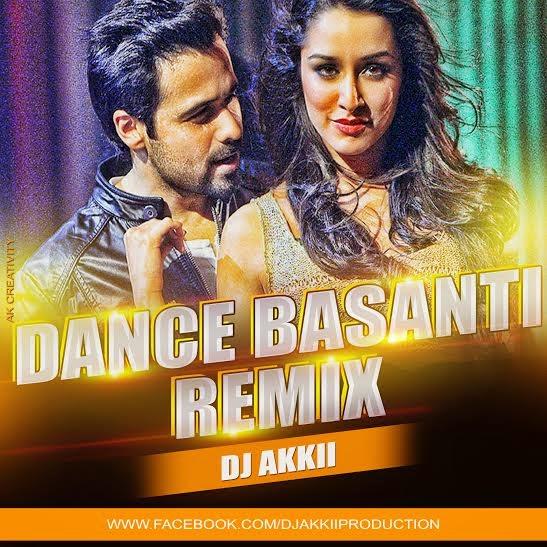 Dance Basanti - Ungli Remix - DJ Akkii