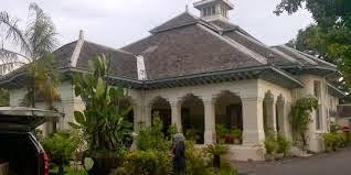 Misteri Kamar Soekarno di Loji Gandrung Solo