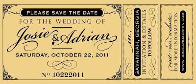 creative+save+the+date+ideas+tickets+etsy Wedding Inspiration: Creative Save the Dates {Round 2}