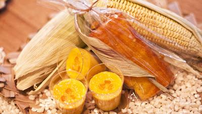 Brigadeiro de milho verde (de colher)