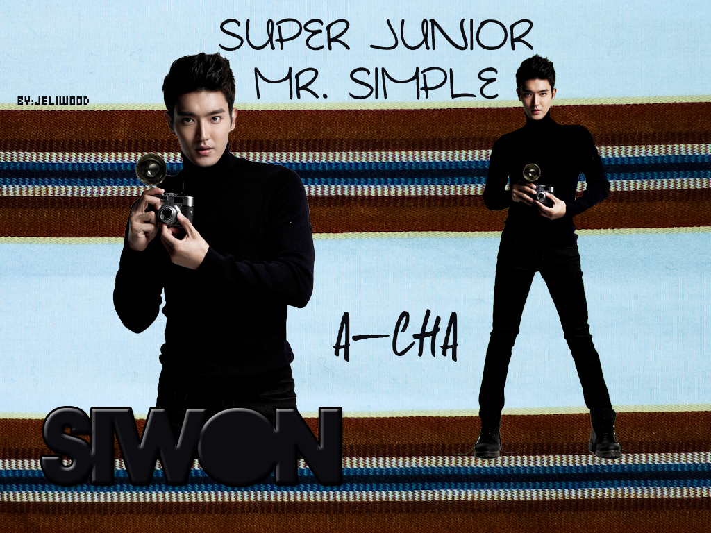 wallpaper: Siwon Wallpaper 2011