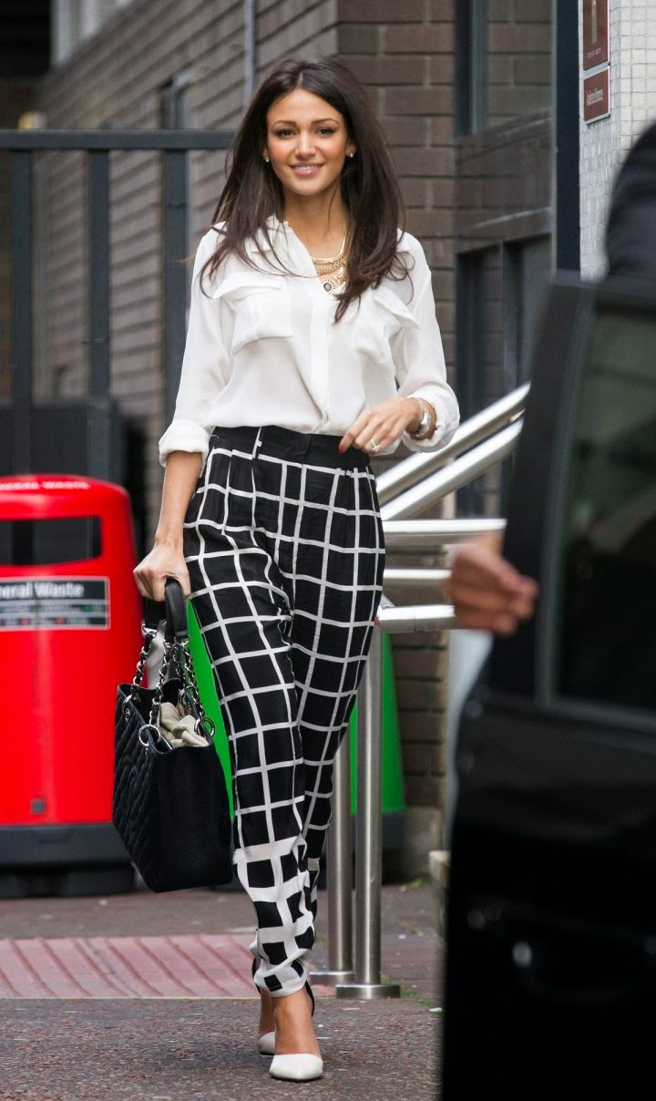 Michelle+Keegan+Looks+Gorgeous+(4) Michelle Keegan Looks Gorgeous at Outside ITV Studios, London