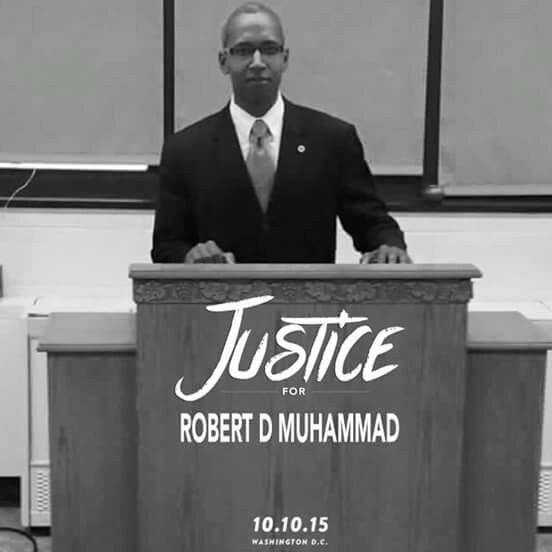 Grand Rapids Student Minister Robert Dion Muhammad.................(9/6/1974 - 9/5/2014)