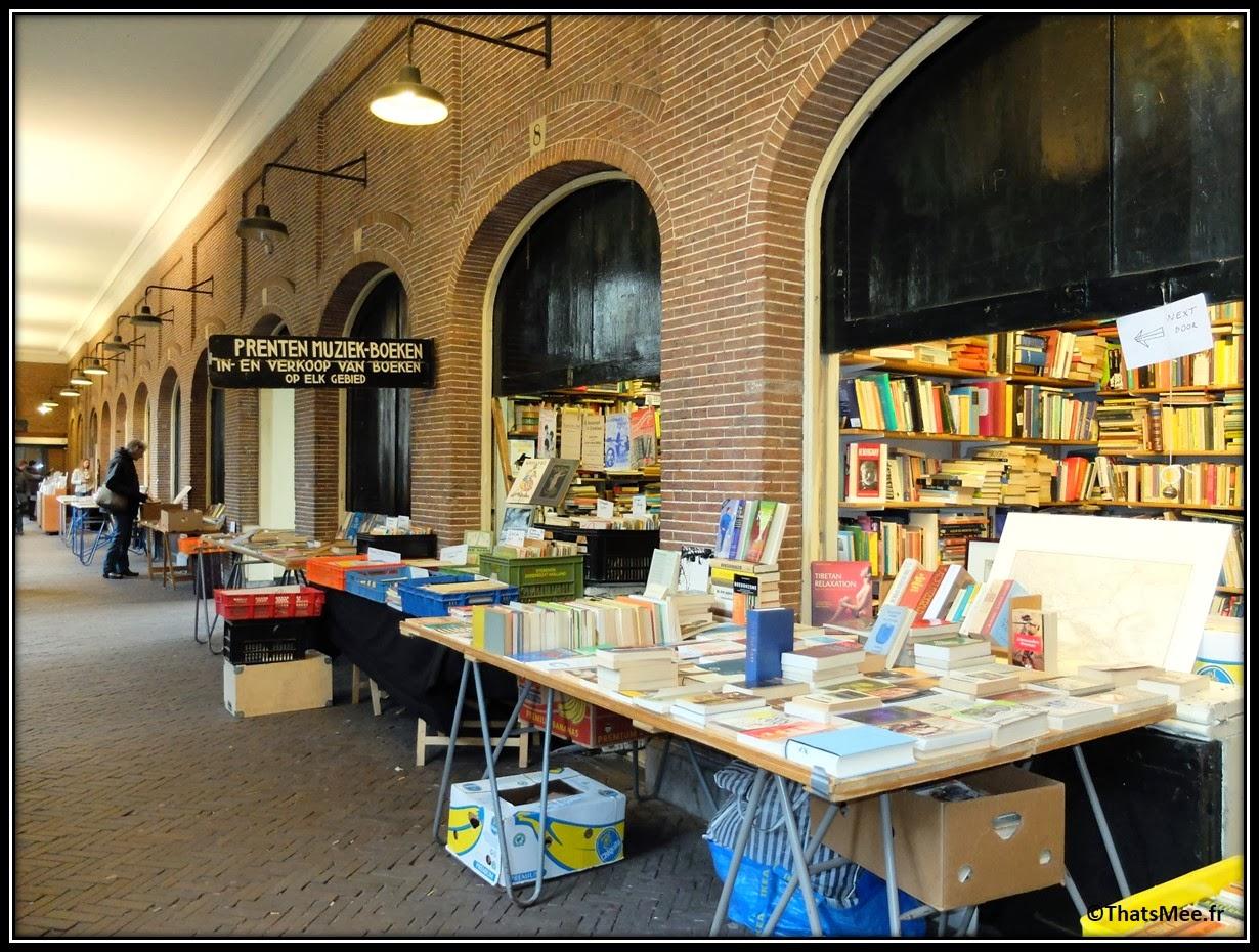 librairies galerie Amsterdam