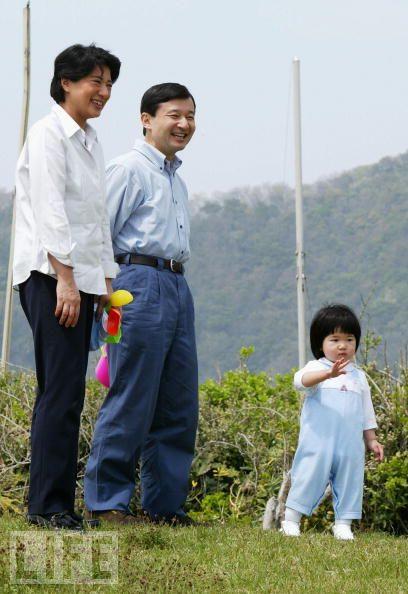Foto-foto Cantik Anak Kaisar Jepang