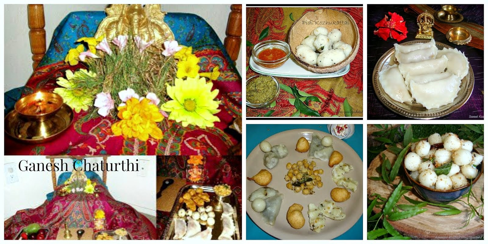 Vinayaka Chaturthi Recipes