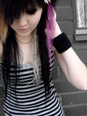 Emo Girl Dress