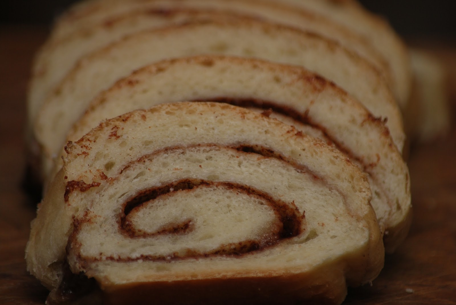 My story in recipes: Cinnamon Swirl Bread