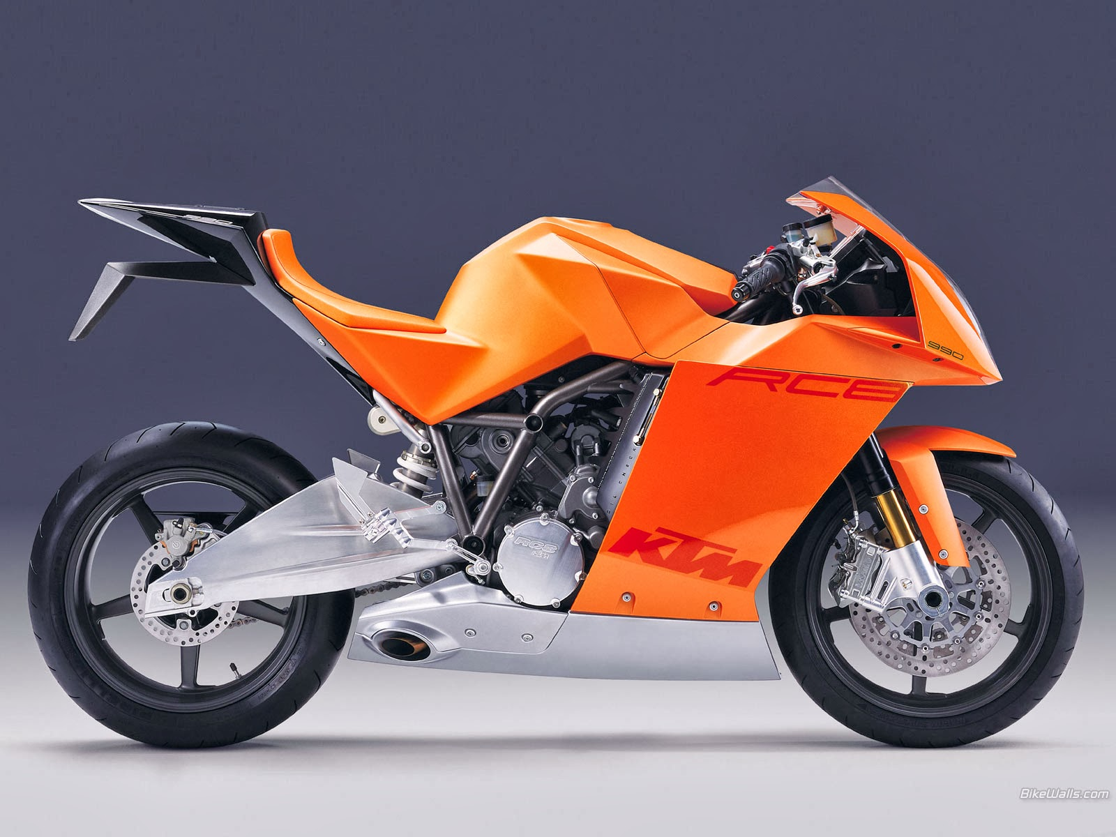 Ktm Motor Ktm 990 Rcb Motorlar