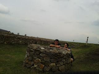 Ulpia Traiana Sarmizegetusa: printre ruine