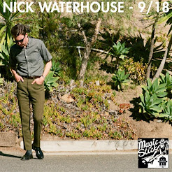 Nick Waterhouse - Magic Stick Detroit 9/18