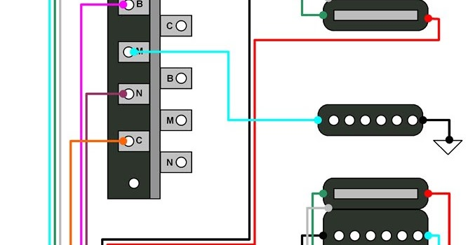 Super_Strato_HSH_mod_11  Humbucker Wiring Diagram Way Switch on