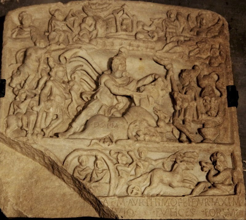 the origins of the mithraic mysteries cosmology and salvation in the ancient world