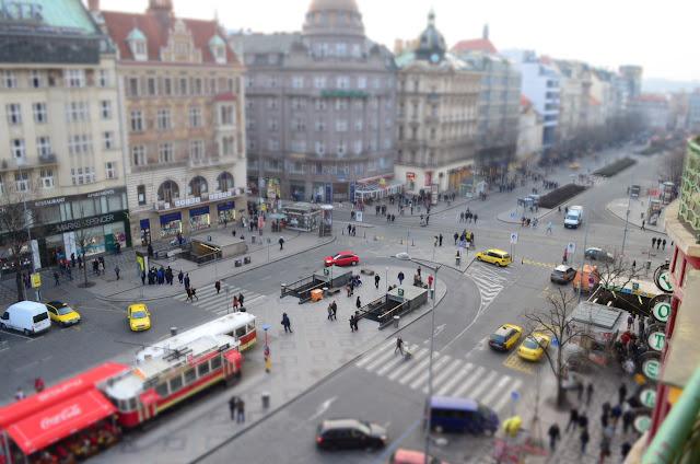 Prague - City of Grand