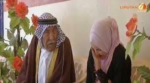 Kakek 70 Tahun Beristri 2, masih Nikahi Gadis 17 tahun