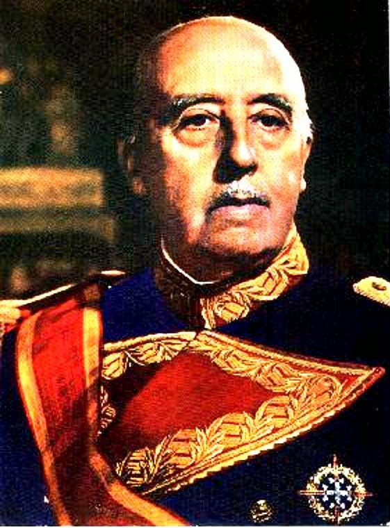 a biography and life work of francisco franco a spanish dictator The legacy of franco the artist eugenio merino put francisco franco in a coca-cola but a life-sized, silicon sculpture of the former spanish dictator.