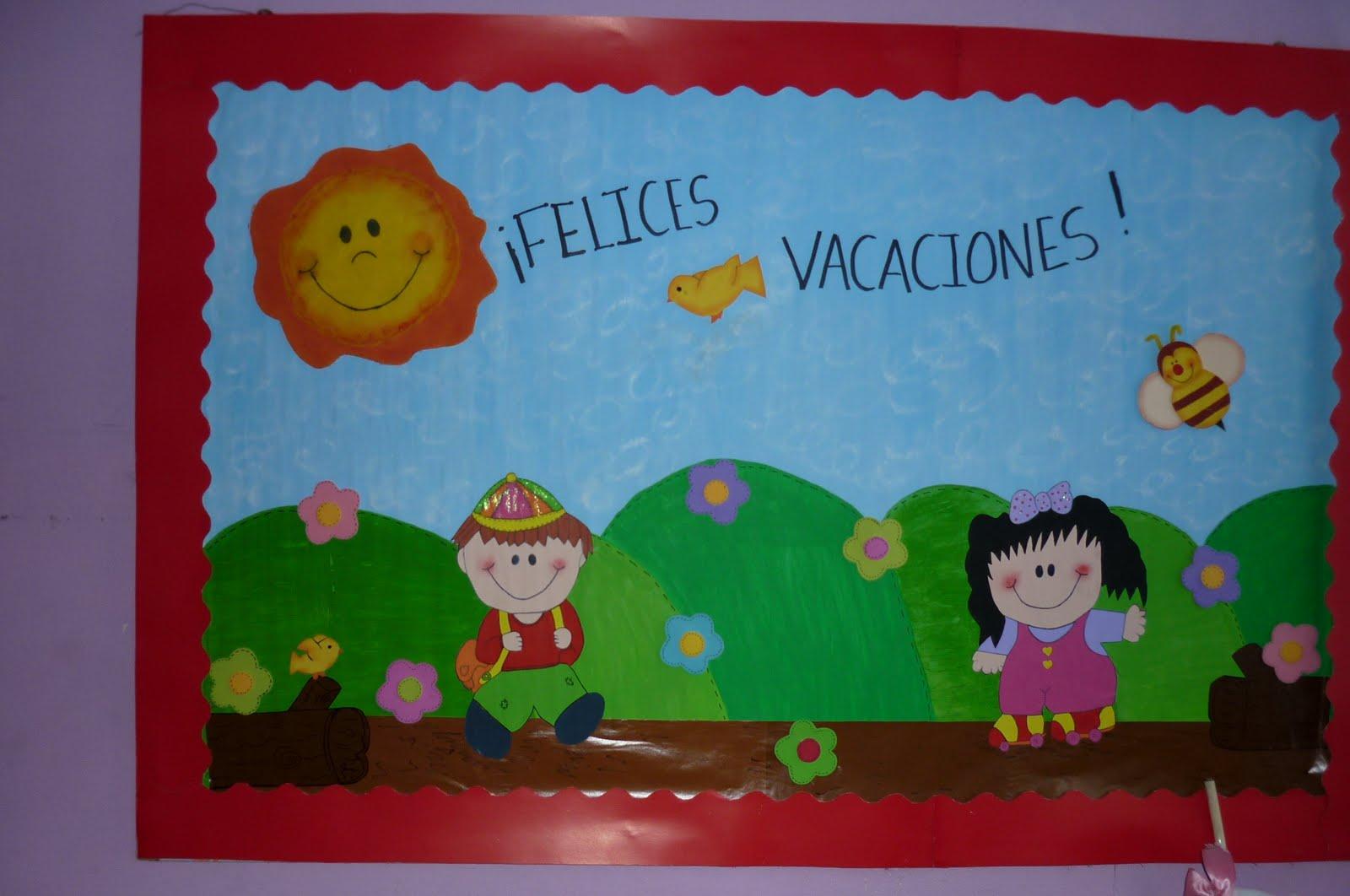 El Rincón De La Educadora Preescolar: CARPETAS PARA FIN DE CURSO