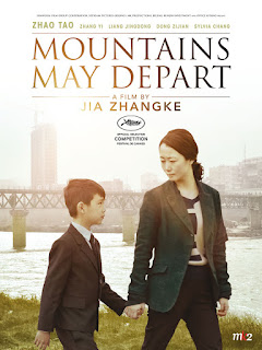 Mountains may depart - poster