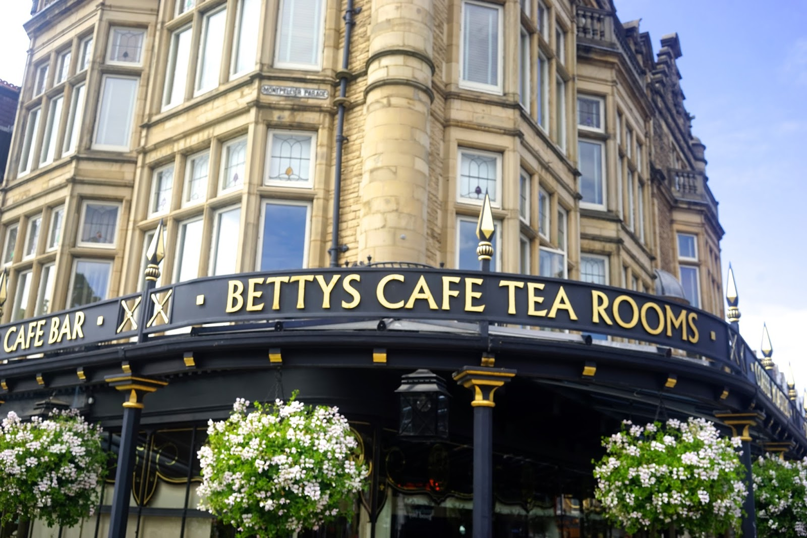 betty's tearooms harrogate