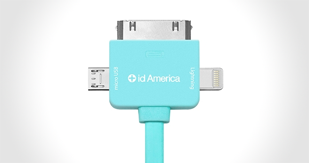 CrossLink Universal Sync & Charge Cable