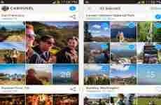 Carousel, nueva aplicación de Dropbox para organizar y compartir fotos en Android y iOS