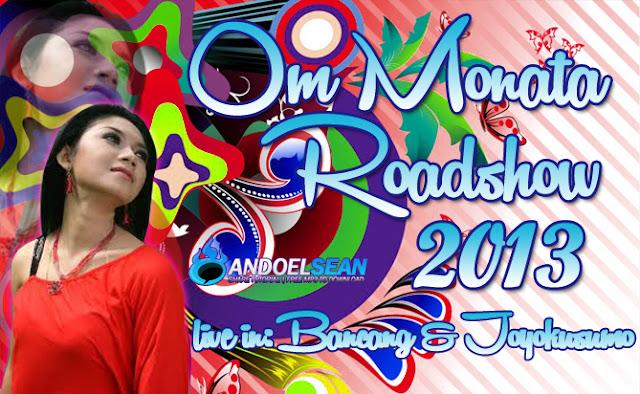 Dangdut Koplo Terbaru Om Monata Roadshow 2013 - Andoelsean