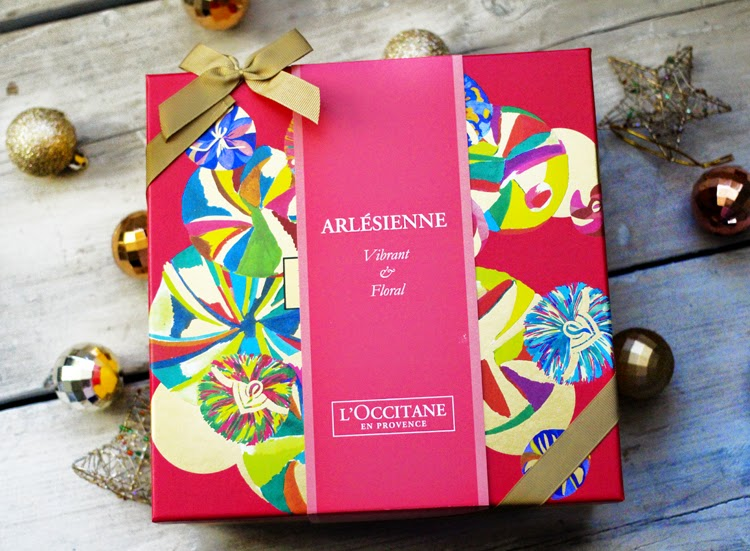A beauty blogger reviews Christmas with L'Occitane Sensual Arlésienne Collection