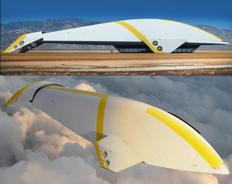 The aether luxury airship concept is the final year university project