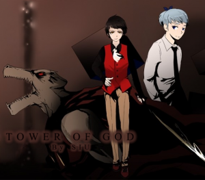 Tower of God Manga
