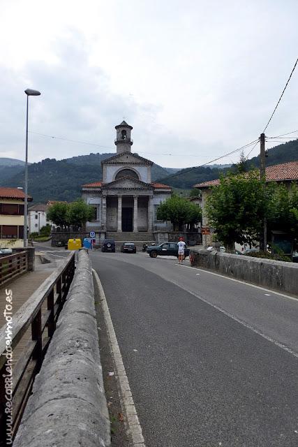 Iglesia de S. Pelayo, Arredondo