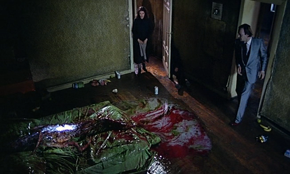 the psychological effects of the disturbing imagery in martyrs a horror movie A romance horror movie about a shy and timid  a frankenstein influence plot and imagery, some truly dark moments, and horror scream  martyrs could float my.