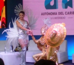 La Guacherna del Carnaval de Barranquilla 2015