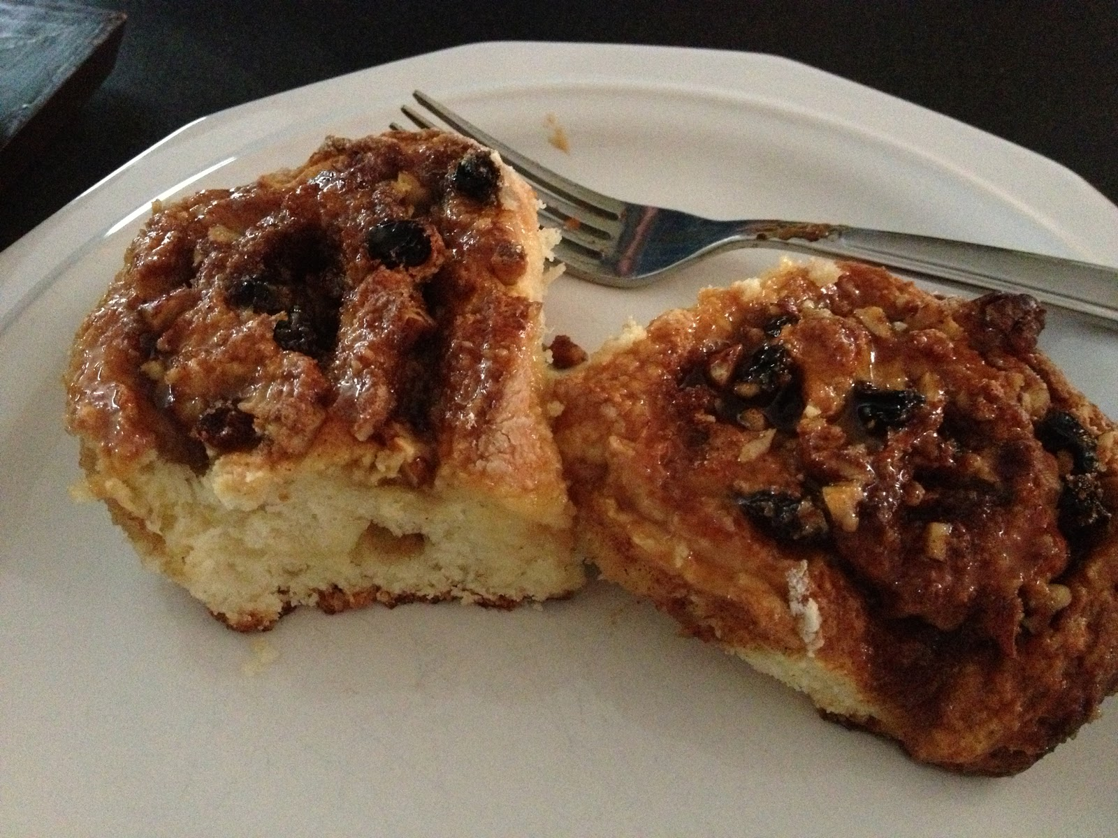 Pecan Cinnamon Raisin Sticky Buns : (recipe adapted from Shutterbean ...
