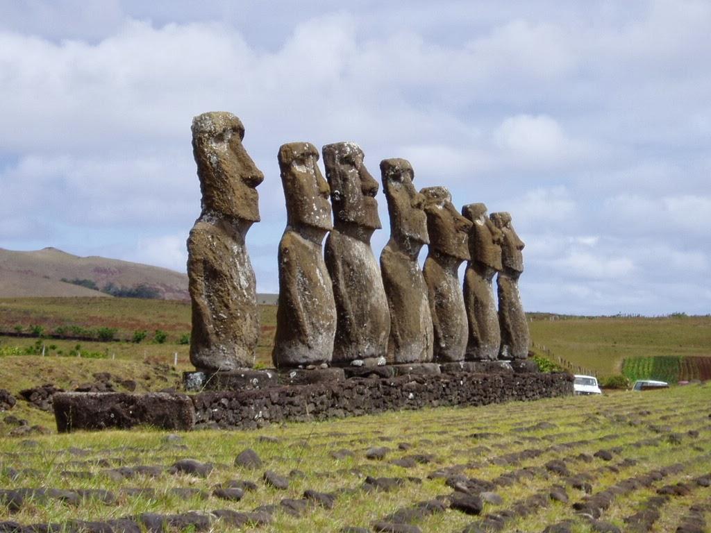 Easter island unbelievable info